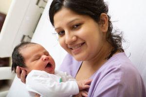 Newborn Hospital Photoshoot Delhi Shipra Amit Chhabra